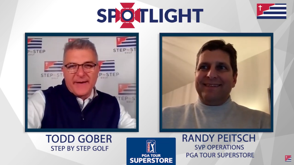 Todd Gober interviews Randy Peitsch